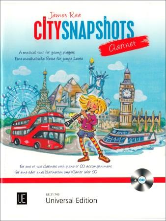 CITY SNAPSHOTS + CD