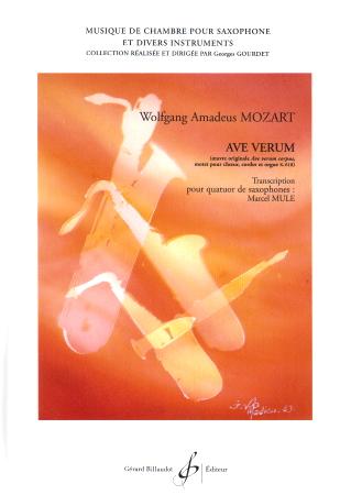 AVE VERUM (score & parts)