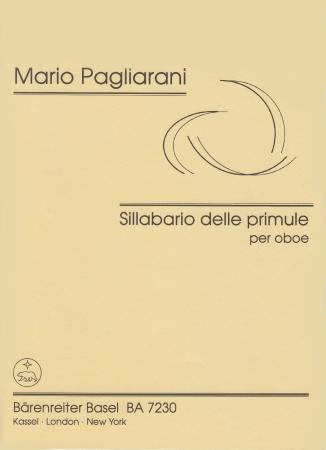 SILLABARIO DELLE PRIMULE
