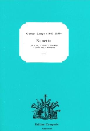 NONETTO (score & parts)