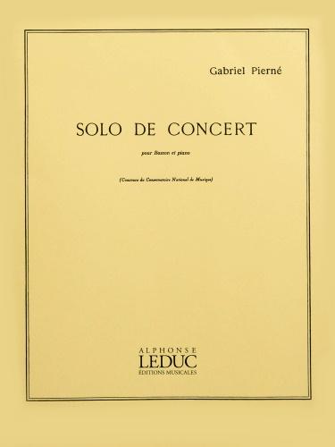 SOLO DE CONCERT Op.35