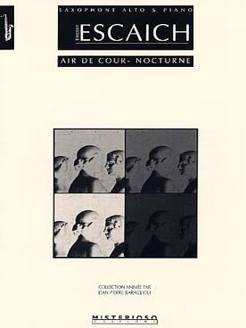 AIR DE COUR & NOCTURNE