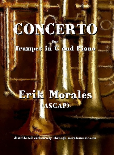 CONCERTO Score + CD (parts)