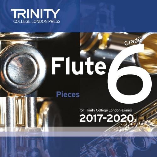 FLUTE PIECES 2017-2020 Grade 6 CD