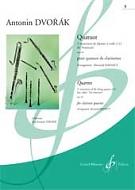 QUATUOR 3rd Movement from The American Quartet Op.96 (score & parts)
