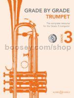 GRADE BY GRADE Trumpet Grade 3 + CD