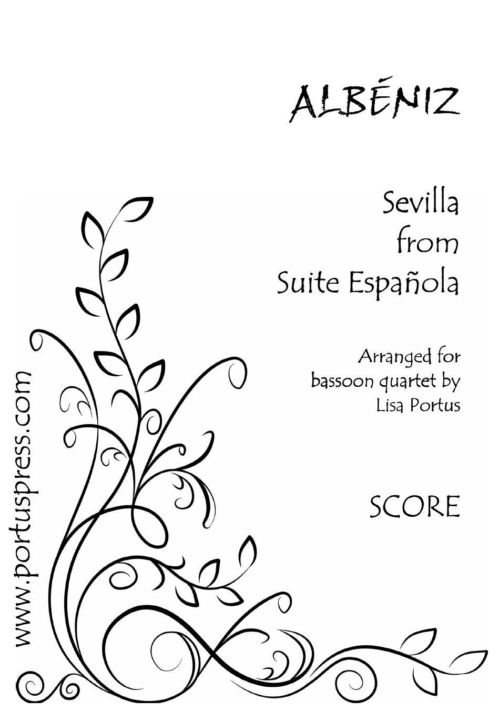 SEVILLA (score & parts)