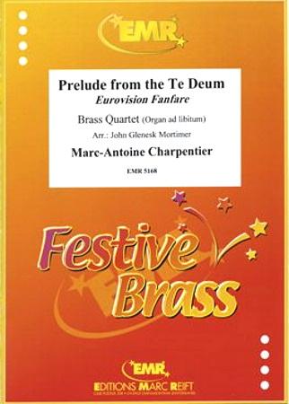 PRELUDE from Te Deum (score & parts)
