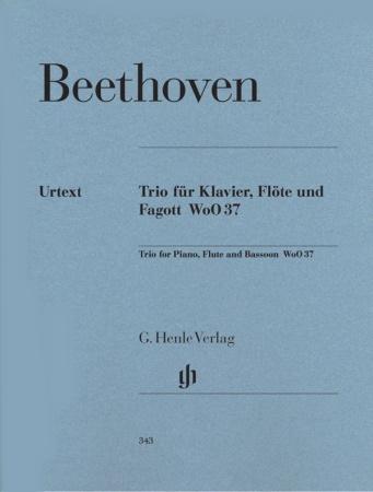 TRIO in G major, WoO 37