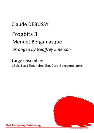 FROGBITS 3 (Menuet Bergamasque)