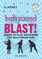 BOLLYWOOD BLAST + CD clarinet