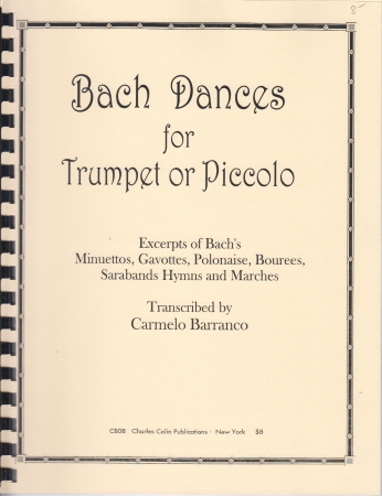 BACH DANCES