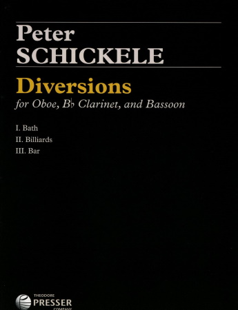 DIVERSIONS (score & parts)