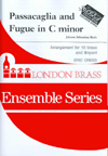 PASSACAGLIA AND FUGUE in C minor (score & parts)