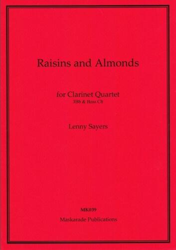 RAISINS AND ALMONDS (score & parts)