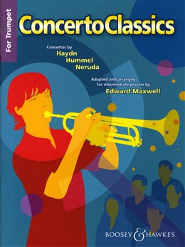 CONCERTO CLASSICS: Haydn, Hummel & Neruda