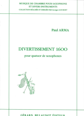 DIVERTISSEMENT 1600