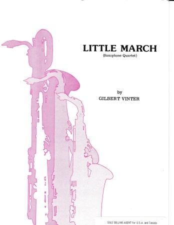LITTLE MARCH (score & parts)