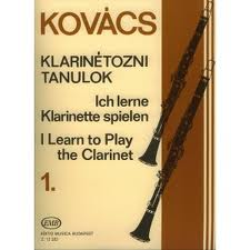I LEARN TO PLAY THE CLARINET Book 1