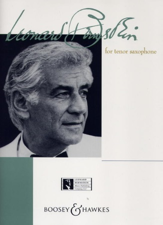 BERNSTEIN FOR TENOR SAXOPHONE