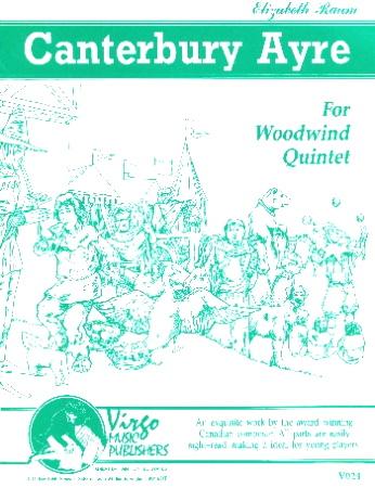 CANTERBURY AYRE (score & parts)
