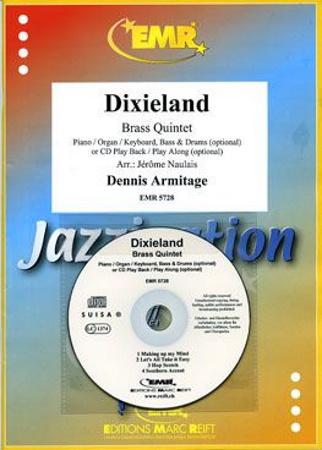 DIXIELAND + CD (score & parts)