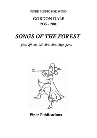 SONGS OF THE FOREST score & parts