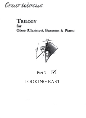 TRILOGY No.3: Looking East