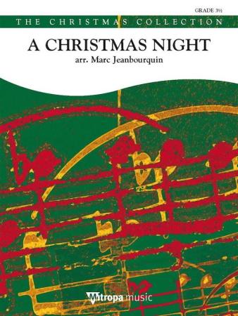 A CHRISTMAS NIGHT (score & parts)