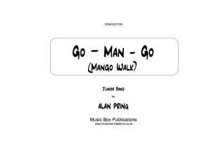 GO-MAN-GO (score & parts)
