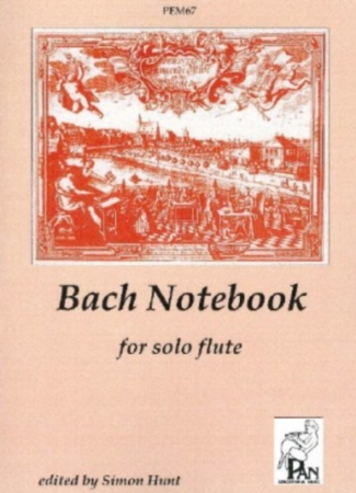 BACH NOTEBOOK