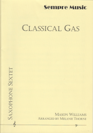 CLASSICAL GAS (score & parts)
