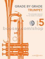 GRADE BY GRADE Trumpet Grade 5 + CD