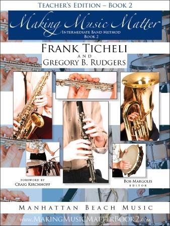 MAKING MUSIC MATTER Book 2 Teacher's Edition