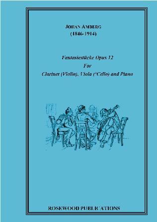 FANTASIESTUCKE Op.12