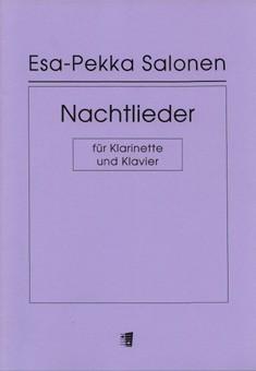 NACHTLIEDER