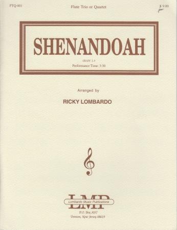 SHENANDOAH (score & parts)