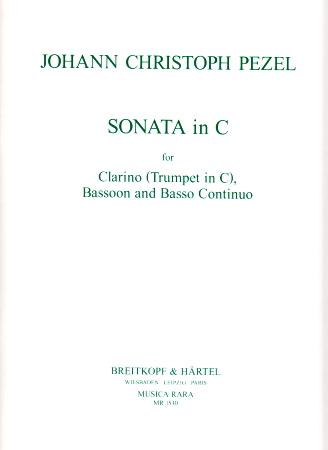 SONATA in C (Bicinia No.75)