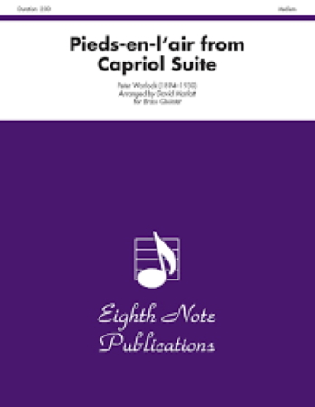 PIEDS-EN-LAIR from Capriol Suite