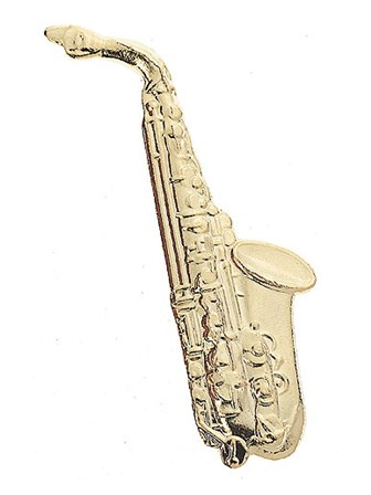 MINI PIN Alto Sax
