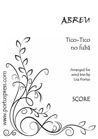 TICO-TICO NO FUBA (score & parts)