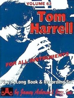 TOM HARRELL Volume 63 + CD