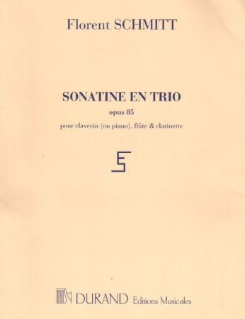 SONATINE EN TRIO Op.85