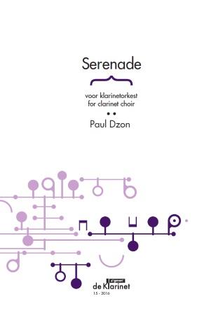 SERENADE (score & parts)