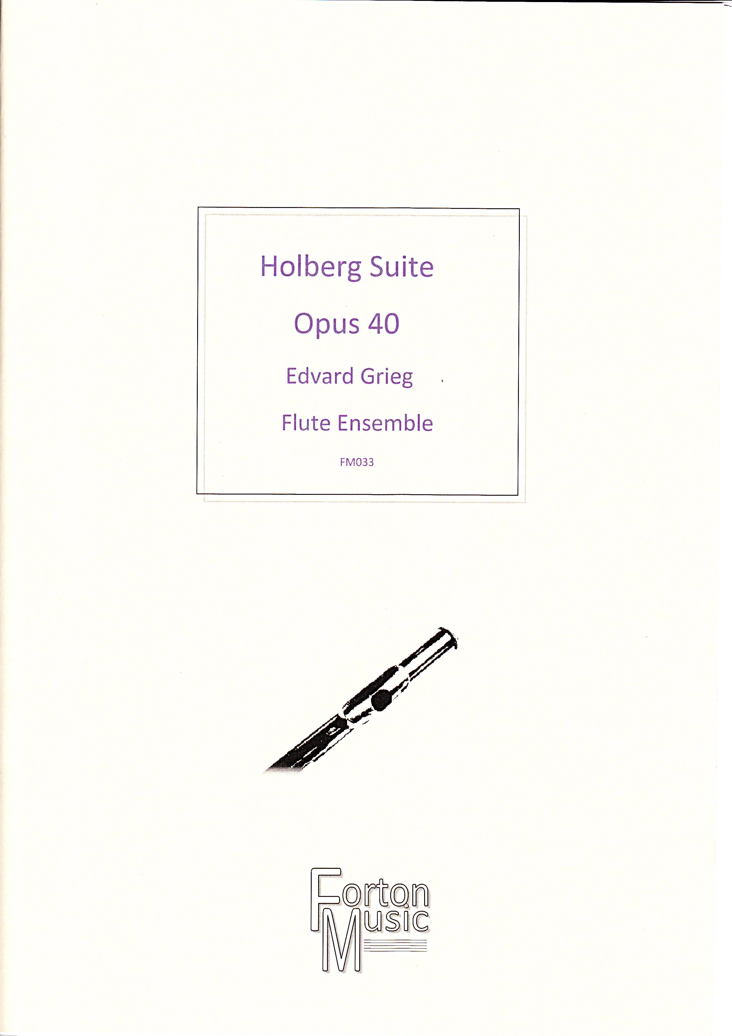 HOLBERG SUITE Op.40