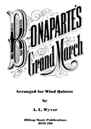 BONAPARTE'S GRAND MARCH