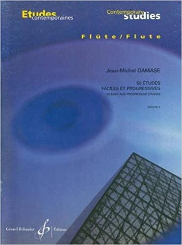 50 ETUDES FACILES ET PROGRESSIVES Volume 2