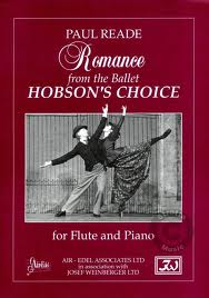 ROMANCE from the ballet 'Hobson's Choice'