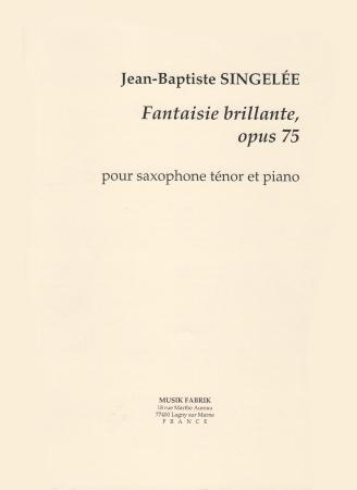 FANTAISIE BRILLANTE Op.75
