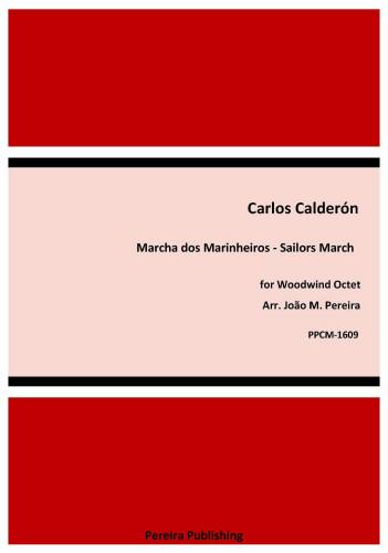 MARCHA DOS MARINHEIROS (score & parts)